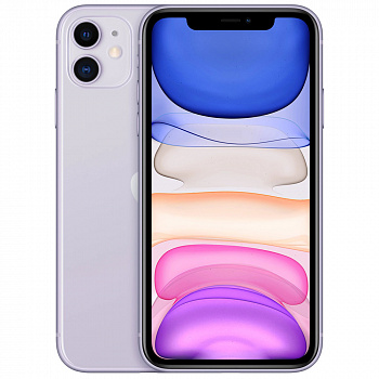 Б/у Apple iPhone 11 64GB (Purple) Grade A