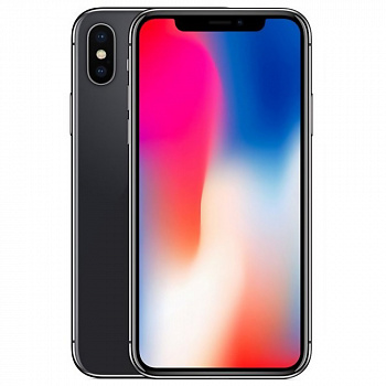 Б/у Apple iPhone X 64Gb (Space Gray) Grade A-