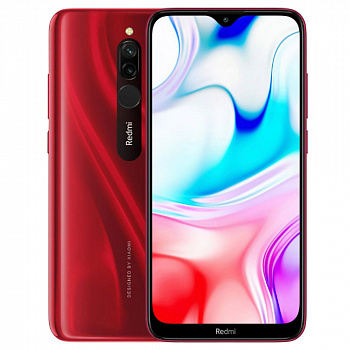 Xiaomi Redmi 8 4/64GB (Red) UA
