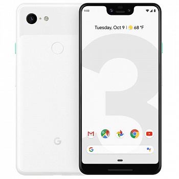 Google Pixel 3 XL 4/128GB (Clearly White)