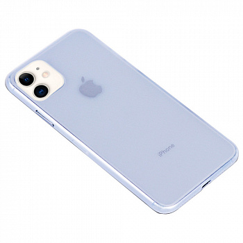Чехол TPU G-Case Colourful Series для Apple iPhone 11 (прозрачный)