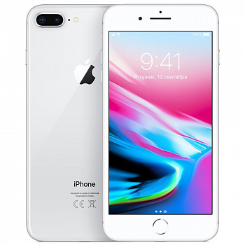 Б/у Apple iPhone 8 Plus 64GB (Silver) Grade A