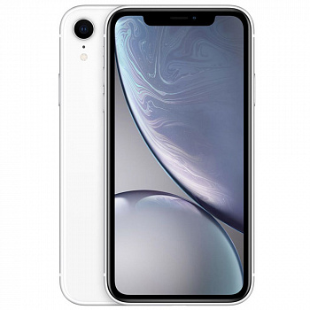 Б/у Apple iPhone Xr 128GB (White) Grade A+