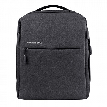 Рюкзак Хiаоmi Mi Minimalist Urban Backpack (Dark Grey)