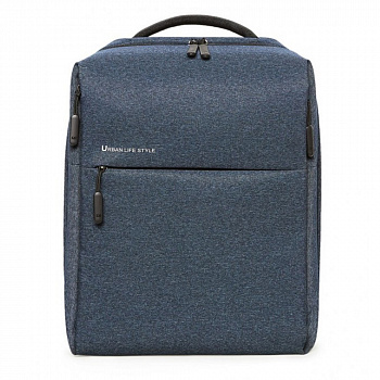 Рюкзак Хiаоmi Mi Minimalist Urban Backpack (Blue)