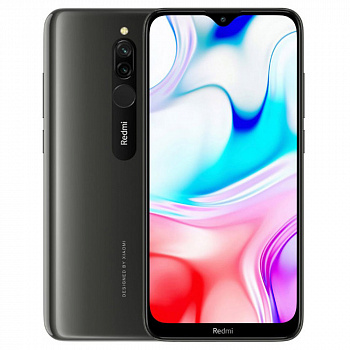 Xiaomi Redmi 8 4/64GB (Black) UA