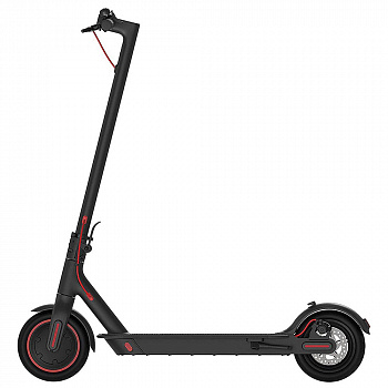 Электросамокат Xiaomi Mi Electric Scooter Pro (Black)