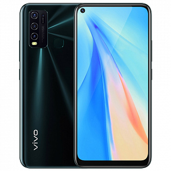 VIVO Y30 4/64GB (Black) UA