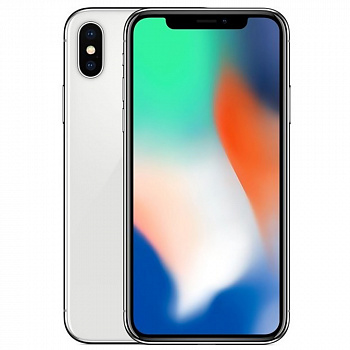 Б/у Apple iPhone X 64GB (Silver) Grade A