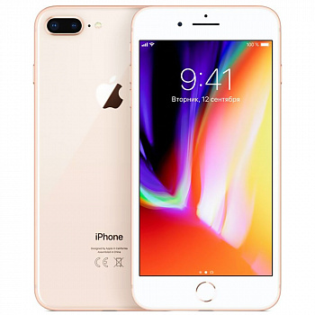 Б/у Apple iPhone 8 Plus 64GB (Gold) Grade A+
