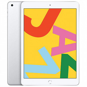 Apple iPad 10.2 Wi-Fi + Cellular 128GB (Silver)