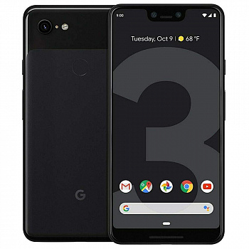 Google Pixel 3 XL 4/64GB (Just Black)