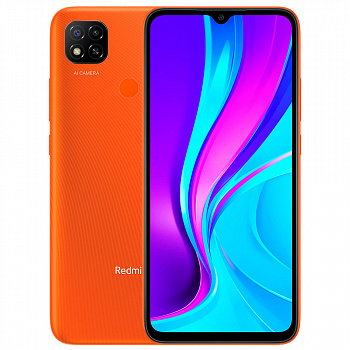 Xiaomi Redmi 9C 3/64GB (Orange) NFC