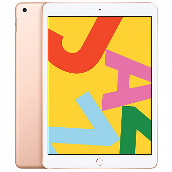 Apple iPad 10.2 Wi-Fi + Cellular 128GB (Gold)