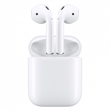 Наушники Apple AirPods белые