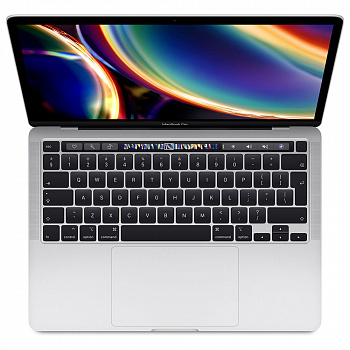 "Apple MacBook Pro 13"" 2020 Touch Bar (Silver) Z0Y8000L5"