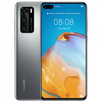 Huawei P40 8/128GB (Silver Frost)