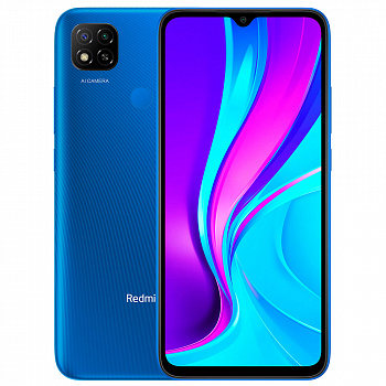 Xiaomi Redmi 9C 3/64GB (Blue) NFC