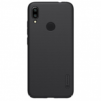 Чехол Nillkin Matte для Xiaomi Redmi Note 7 (черный)