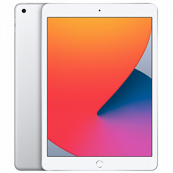 Apple iPad 10.2 (2020) Wi-Fi + Cellular 32GB (Silver)