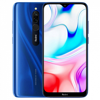 Xiaomi Redmi 8 4/64GB (Blue) UA